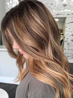 46 Incredible Balayage Highlights to Wear Right Now