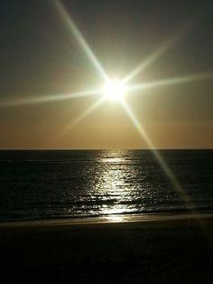 Puesta de sol, Cádiz