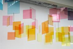 """Spencer Finch: The Western Mystery - SAM - Seattle Art Museum 