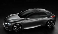 Citroen Divine DS concept -- Automotive News Photo Gallery