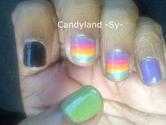 Hello Dazzling...: Candyland