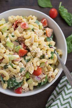 recipe: chicken macaroni salad with grapes [24]