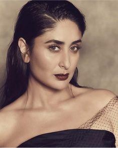 Kareena Kapoor khan sets the fire on-ramp in a black satin gown at Lakme fashion week. Kareena Kapoor Khan, Kareena Kapoor Bikini, Randhir Kapoor, Deepika Padukone, Bollywood Saree, Bollywood Actors, Bollywood Fashion, Karena Kapoor
