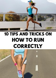 Do you run and see no result? I present you 10 tips on learn how to run properly and see amazing result in short time! Find out how to run correctly