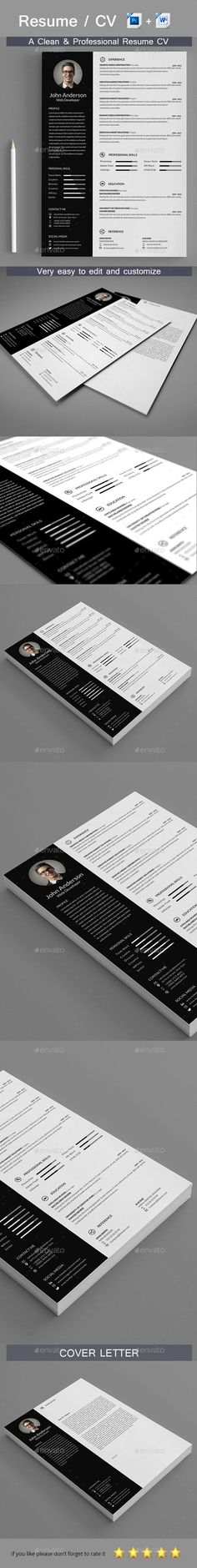 Flash Resume Template Creative resume templates, Font logo and Fonts - photoshop resume templates