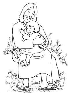 gesù con bambini disegni - Cerca con Google