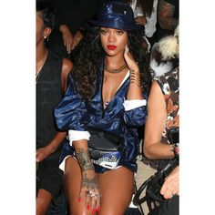KattyL We Heart It ❤ liked on Polyvore featuring rihanna