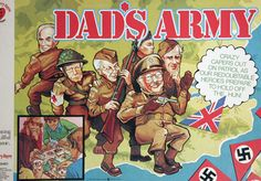 Listen to old time radio shows for free. Hear some of the greatest shows ever produced for radio and some recordings of major historical events. Dad's Army, Home Guard, Bbc Tv Series, Old Time Radio, War Film, Traditional Games, The Best Films, Great Tv Shows, Vintage Games
