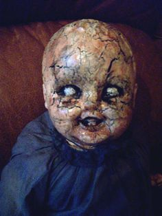 81 Freaky Disfigured Dolls - These Finds Make for Amazing Halloween Toys (TOPLIST)