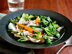 #FNMag's light and healthy Chicken Pot-au-Feu
