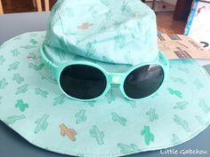 Chapeau en coton Oeko Tex anti-uv pour bébé et enfants #Kietla