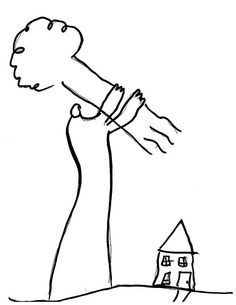 House-tree-person projective test
