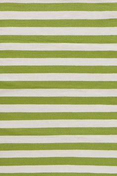 Dash and Albert Trimaran Stripe Sprout/Ivory Indoor/Outdoor Rug Ships Free. Pet friendly and pet friendly living #petfriendly #petfriendlyliving