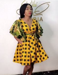 Hello once again here are some lovely ankara gowns that will make you look awesome this season. These ankara gowns are really cool for your outing, wedding occasions and any other special events.