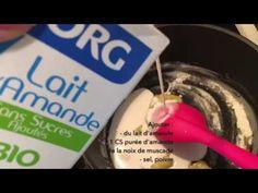 Tarte aux poireaux (Vegan) - YouTube Spray Bottle, Cleaning Supplies, Vegan, Videos, Almond Milk, Cleaning Agent, Video Clip, Vegans, Airstone
