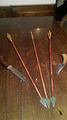 How to make arrow