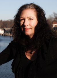 Jacqueline Carey is an American author of fantasy and romance. She is best known for the epic Phedre, Imriel, and Namaah trilogies, set in the French-inspired fantasy land of Terre d'Ange, where the descendants of angels live by one rule: Love as thou wilt.