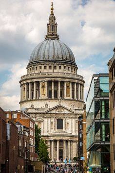St Paul's Cathedral - London - England (von IceNineJon)