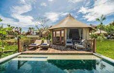 1 Bedroom Cliff Tent Villa