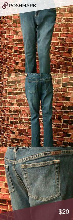 Liz Claiborne BOGO 50% Off Jeans Liz Claiborne Jeans. 98% Cotton, 2% Spandex. **Seller's Discount: 20% off 2 or more items** Liz Claiborne Jeans