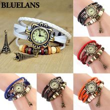 Eiffel Tower Ladies Watches Hot Vintage Women's  Quartz Leather Bracelet Wrist Watch  1N5S New Design 5D9L 6XWY     Tag a friend who would love this!     FREE Shipping Worldwide     Get it here ---> http://jewelry-steals.com/products/eiffel-tower-ladies-watches-hot-vintage-womens-quartz-leather-bracelet-wrist-watch-1n5s-new-design-5d9l-6xwy/    #bracelet