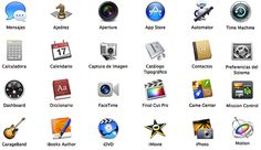 Principios básicos del Mac: Los iconos representan los archivos de tu ordenador - Soporte técnico de Apple