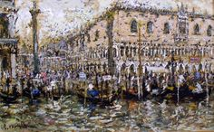 34 - Venezia - Palazzo Ducale - 50 x 80