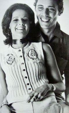 Chico Buarque & Marieta Severo