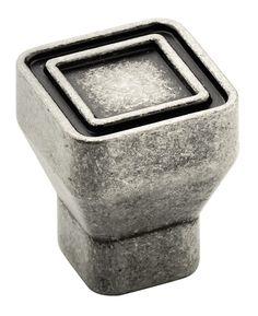 Polara Square Knob