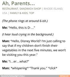 Ah, Parents...