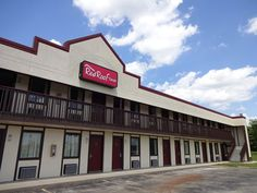 Affordable, Pet Friendly Hotel In Indiana  Red Roof Inn Scottsburg