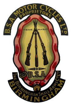 bsa motorcycles | The first wholly BSA motorcycles were built in 1910, before then ...