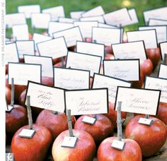 I Love Crafty Weddings: Autumn Wedding Ideas