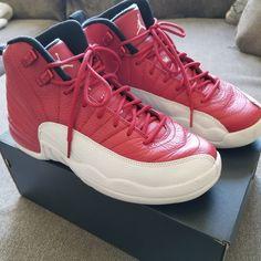 the latest d5759 50d33 Jordan Shoes   Air Jordan 12 Retro Gym Red Size 6.5 Gs   Color  Red White    Size  6.5bb
