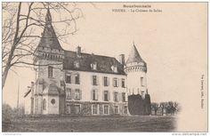 Bourbonnais chateau - Delcampe.net