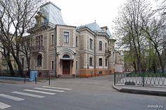 Р.И. Клейн. Особняк Высоцких, Огородная слобода, 6. 2011 г.