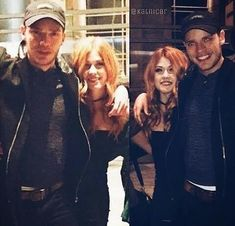 Katnic is real 😏 Shadowhunters Tv Show, Shadowhunters The Mortal Instruments, Best Tv Shows, Movies And Tv Shows, Clary Et Jace, Fangirl, Netflix, Vampires, Dominic Sherwood