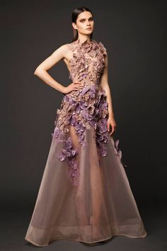 Zealous4Fashion.com — Elio Abou Fayssal Couture Fall 2015 Collection