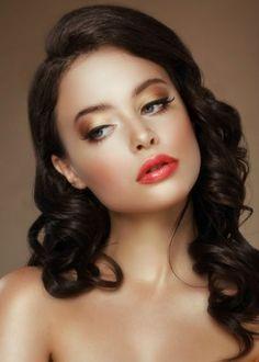 20 idées de maquillage pour les yeux verts