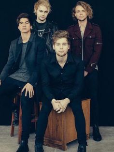 4years I loved them Ashton is like the best friend friend I never had and a awesome brother Michael came with the name Calum gave everything to them and LUKE started it all they saved my life I don't know why they just did I love them I know they love me to so yeah if I didn't say   Thank you I am now 5sos THANK YOU! ❤️