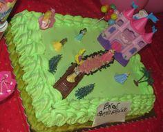 Princess cake - La torta delle Principesse