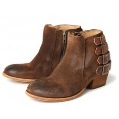 Encke Multi Suede Tan - By Hudson Shoes
