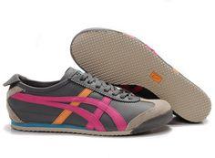 onitsuka tiger mexico 66 black and pink yellow zip price