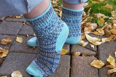 Ravelry: sticksandyarn's Subtle Magic socks