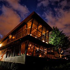 Canlis restaurant - Seattle, WA - Queen Anne
