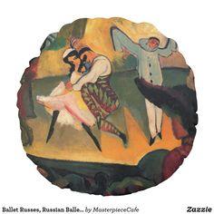 Ballet Russes, Russi