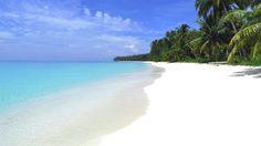 Tando Island Beach @ Indonesia