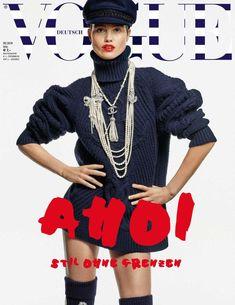 Vogue Japan, Vogue Uk, Vogue Russia, Anna Ewers, Daniel Jackson, Grace Elizabeth, Vogue China, Vogue Magazine Covers, Vogue Covers