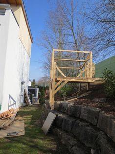 Kinderspielhaus am Hang - Bauanleitung zum Selberbauen - 1-2-do.com - Deine Heimwerker Community