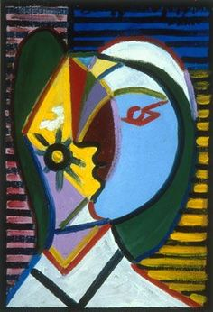 Image result for picasso marie therese paintings